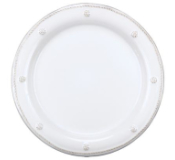 Beery & thread - ROUND charger plate
